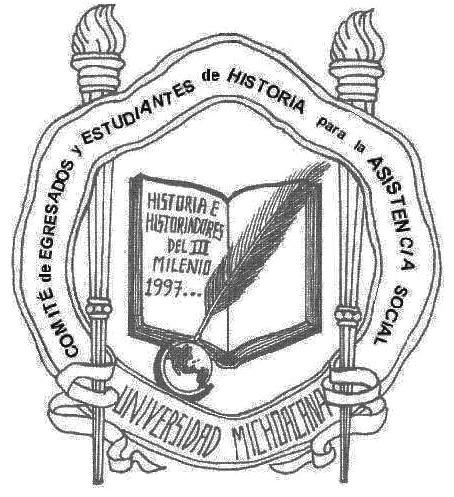 Comité de Egresados y Estudiantes de Historia para la Asistencia Social, precursor nacional de la vinculación de universitarios con la comunidad, sustentado en la Capacitación Educativa para la Asistencia Nacional desarrollada mediante labor social altruista a partir de 1997