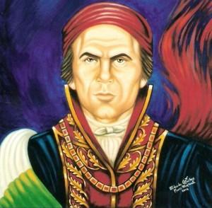 Heroico José María Morelos y Pavón. Nacido el 30 de septiembre de 1765 – Muerto el 22 de diciembre de 1815