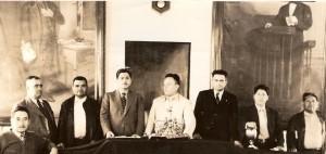 JJose Garibay Romero. CRMDT 1938. FOTO-Archivo Histórico José Garibay Romero, AHJGR