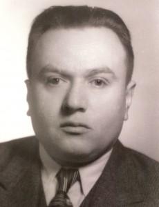 Jose Garibay Romero. (1908-1964). FOTO-AHJGR