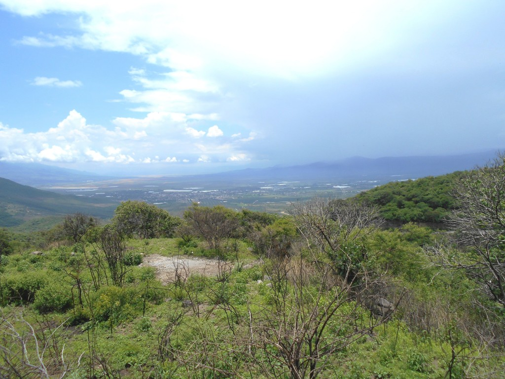 Mirador hacia Sayula, Jalisco. Ruta Cultural Juan Rulfo. Eduardo Garibay Mares