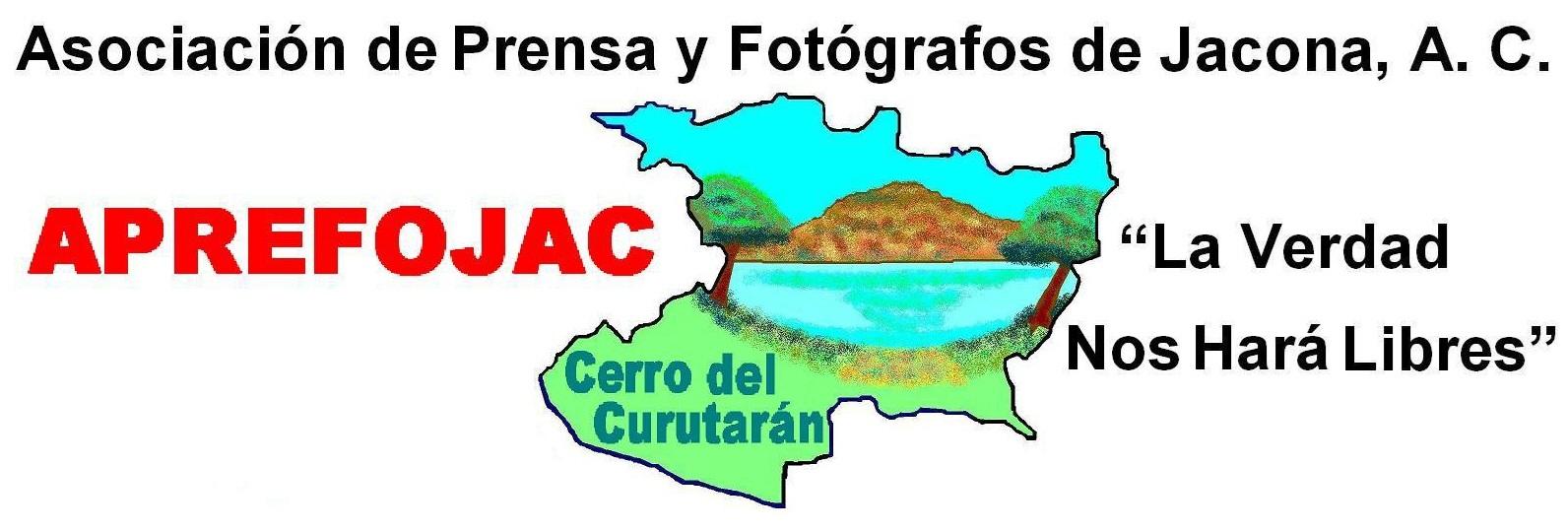 Asociación de Prensa y Fotógrafos de Jacona, A. C., APREFOJAC.
