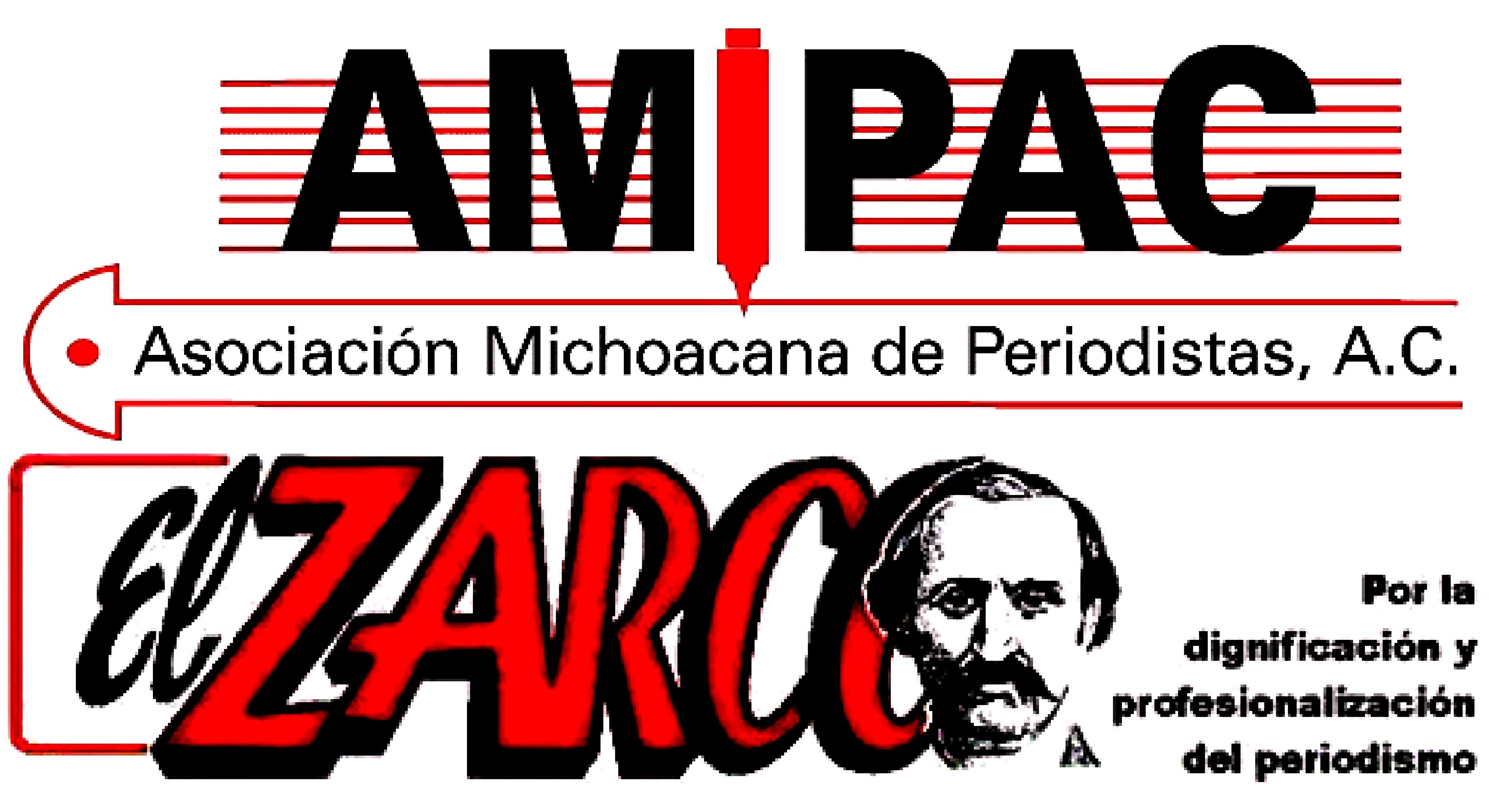 AMIPAC y El Zarco. Logotipos